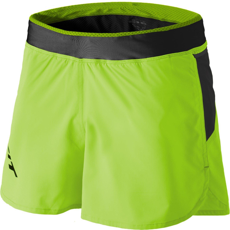 Dynafit Vertical Shorts - Fluo Gelb