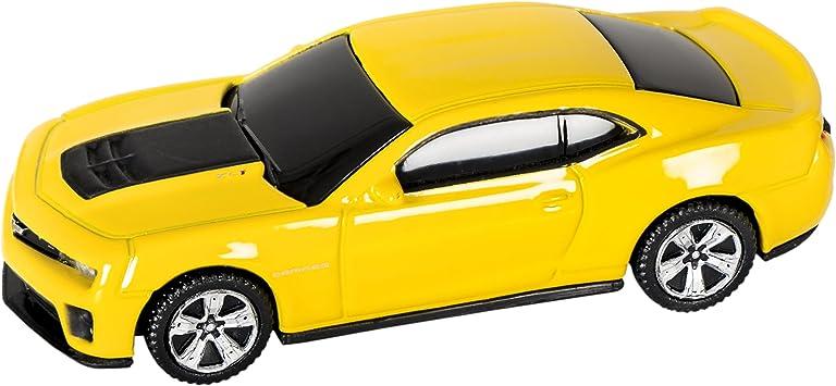 RED Chevrolet Camaro ZL1 USB Memory Stick Flash Pen Drive 8Gb