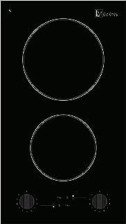 MEZIERES Domino 2 Feux 3000W, Noir