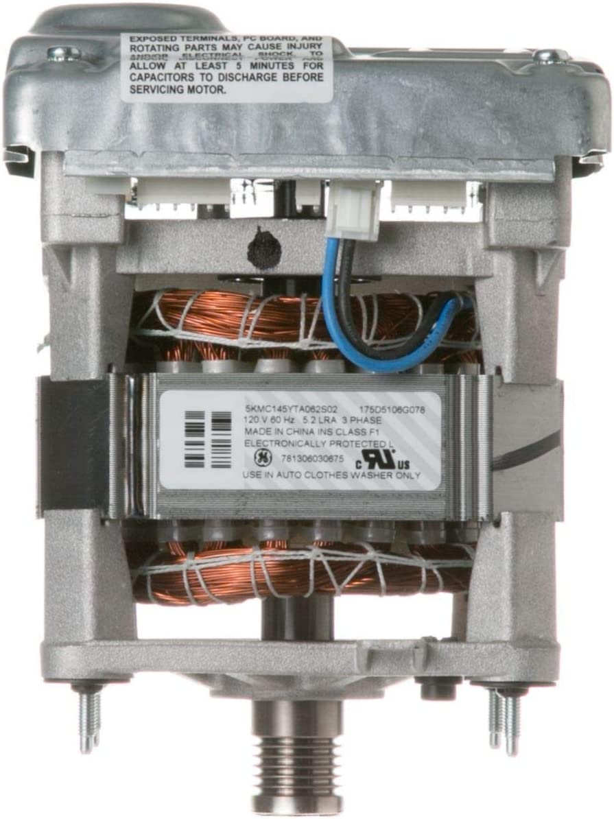 WH20X10043 GE Washing Machine Motor /& Inverter Assembly