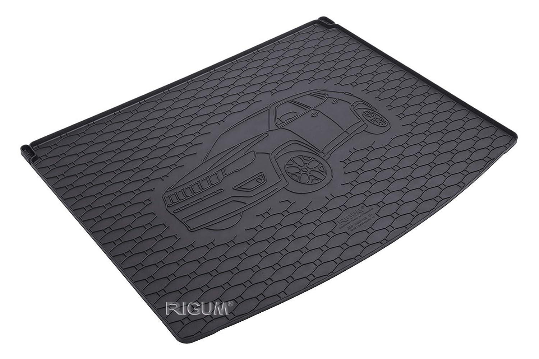 ilTappetoAuto (10B-814026) - Tapis de coffre en caoutchouc véritable, inodore, sur mesure
