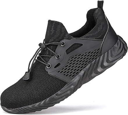 Navi Steel Toe Shoes for Men Women