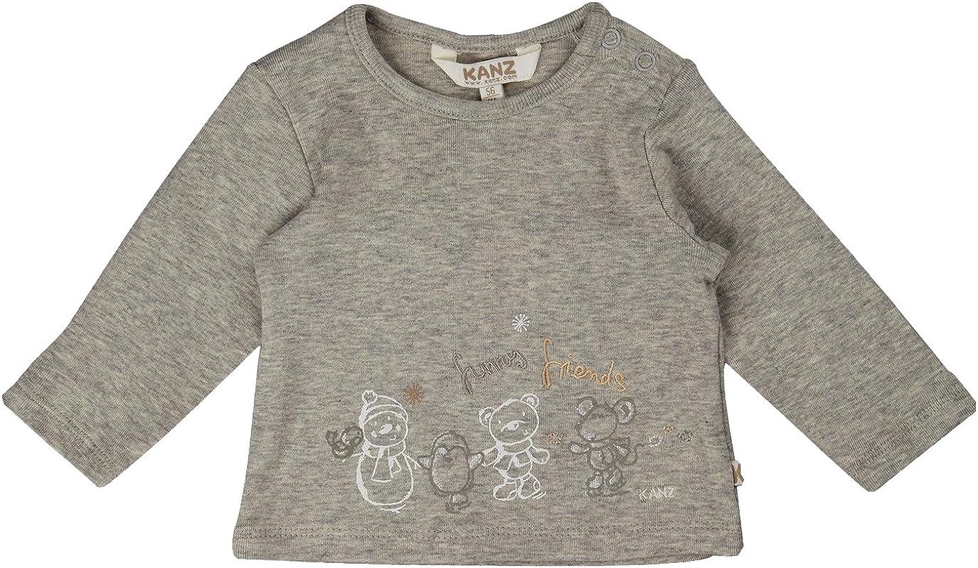 Kanz Unisex Baby T-Shirt 1//1 Arm 0003513