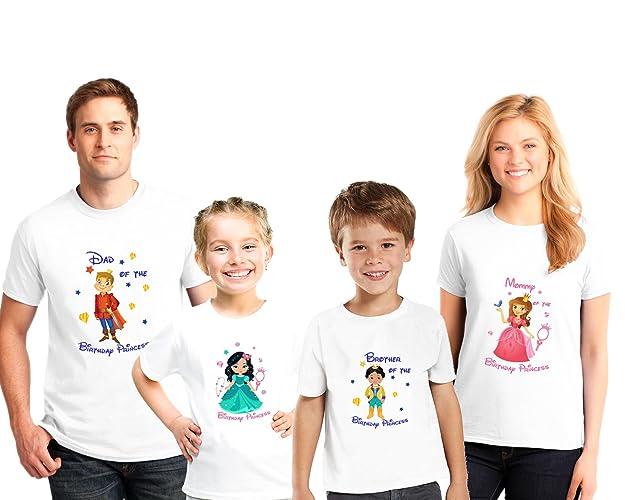 Amazon Personalized Family Birthday Shirts Kids Matching Handmade