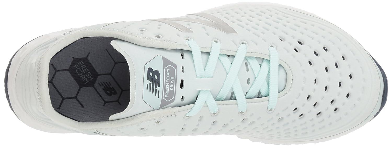 New Balance Women's Fresh Foam Crush V1 Cross Trainer B075R6VJ7G 7.5 M US|Light Blue