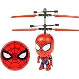 Marvel 3.5 Inch: Spider-Man Flying Figure IR Helicopter (Marvel, Spider-Man)