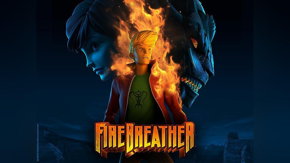 Firebreather Season 1
