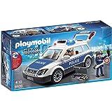 PLAYMOBIL - Furgón policía (4023): Amazon.es: Juguetes y juegos