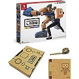 【Amazon.co.jp限定】Nintendo Labo (ニンテンドー ラボ) Toy-Con : Robot Kit +オリジナルマスキングテープ+専用おまけパーツセット - Switch