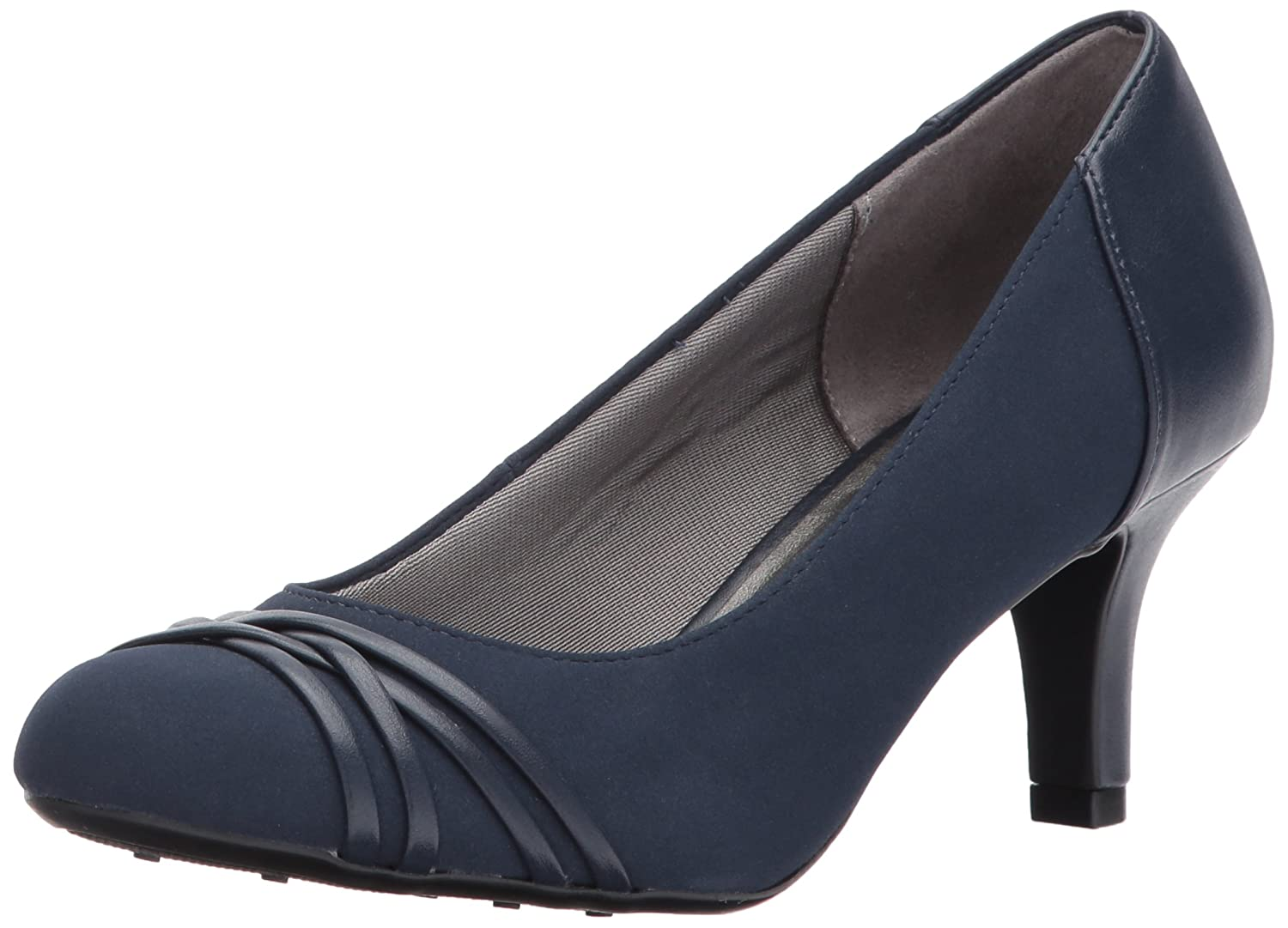 LifeStride B07324R6NM Women's Pascal Dress Pump B07324R6NM LifeStride 9.5 B(M) US|Lux Navy 48728e