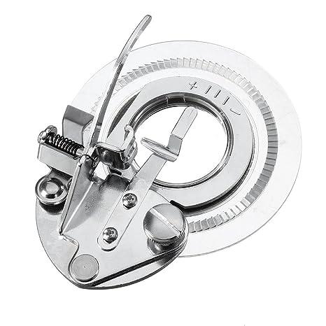 TOOGOO(R) Prensatelas de maquina de coser aguja de flor margarita decorativa universal -