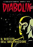 DIABOLIK (189): Il mistero dell'Orsa Maggiore (Italian Edition)