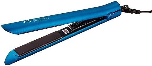 Amazon.com: SUTRA Ceramic Hair Straightener, Metallic Tiffany, 28 Oz: Luxury Beauty