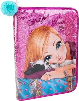 Top Model Depesche 6353 Grandes Estuche Friends, Relleno, Color Rosa: Amazon.es: Juguetes y juegos