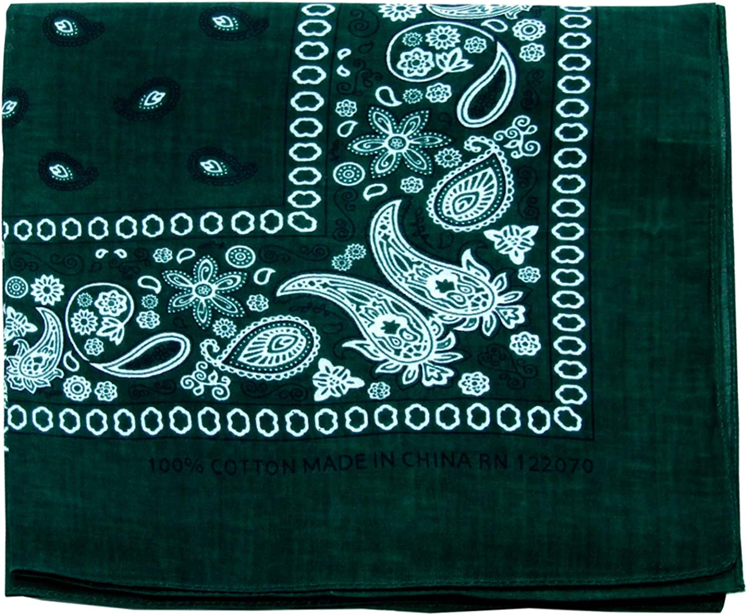 Baby /& Royal Blue Kids Scarf Bandana Navy 4 Men/'s Ladies Paisley Bandanas Aqua
