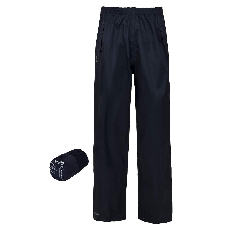 Trespass Adults Unisex Packa Packaway Waterproof Trousers