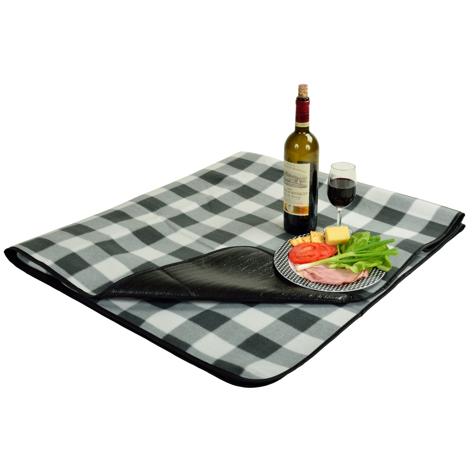 Picnic At Ascot Outdoor Picnic Blanket