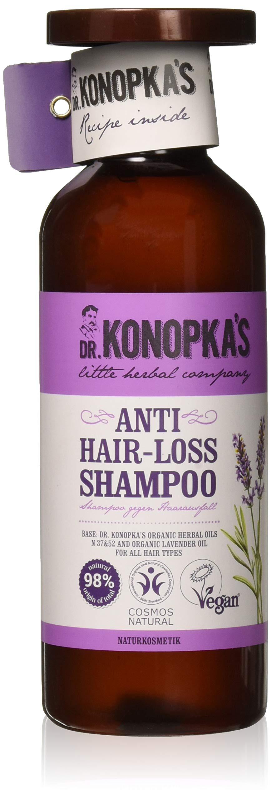 Dr.Konopka's Anti Hair-Loss Shampoo, 500 ml