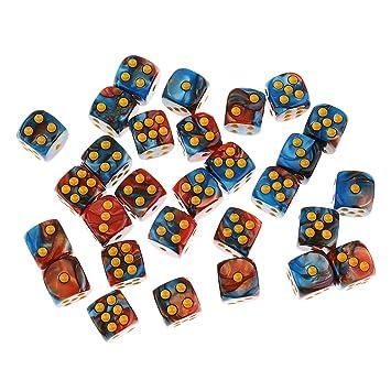 IPOTCH [Juego De 30 Piezas] Polyphenic Magic Multicolor Juegos De ...