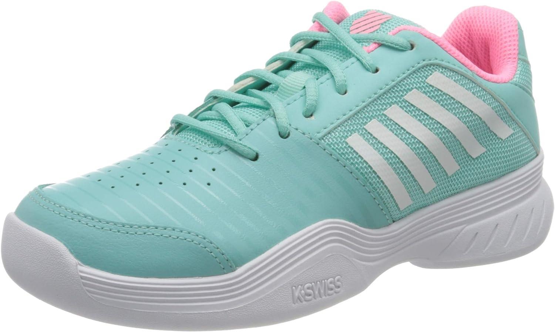 K-Swiss Performance Girls COURT EXPRESS CARPET Tennis Shoe