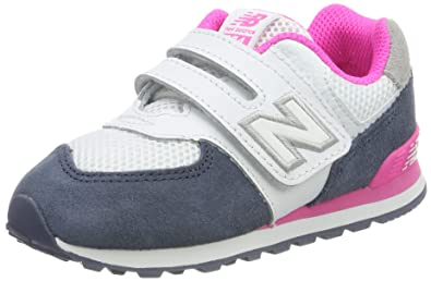 b9a682c853a5f New Balance Baby Girls' 574 Trainers: Amazon.co.uk: Shoes & Bags