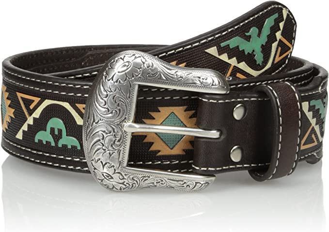 Nocona Tribal Tirquoise Paint Ariat Mens Accessories N2410302