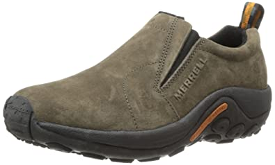 Merrell Women's Jungle Moc Gunsmoke Slip-On Shoe - 5 ...