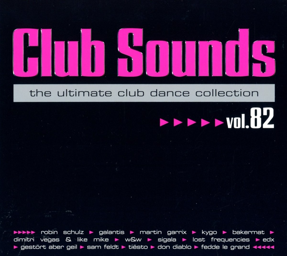 VA - Club Sounds The Ultimate Club Dance Collection Vol. 82 - 3CD - FLAC - 2017 - VOLDiES Download
