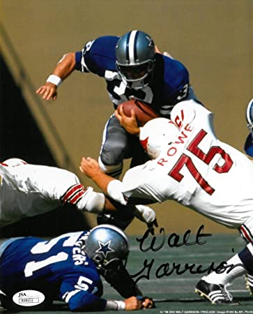 9cc86b4b50c Walt Garrison Signed Dallas Cowboys Autographed 8x10 Photo JSA #R98651