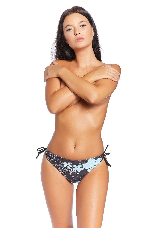 oct-flav-S10-f3428 Octopus Elegante//Figurumspielende//Minimizer Bikini Hose//High Waist Bikinihose//Slip