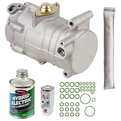 AC Compressor w/A/C Repair Kit For Toyota Prius 2004 2005 2006 2007 2008  2009 - BuyAutoParts 60-81536RK NEW