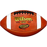WILSON GST - Balón de fútbol (Piel)