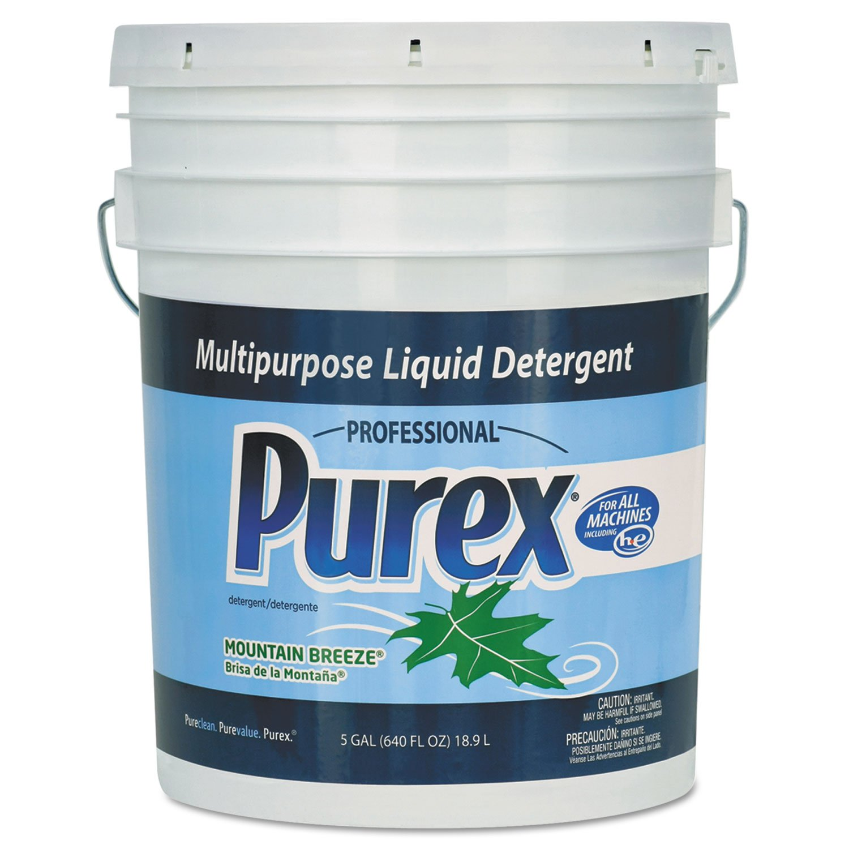 PUREX 5 gal. Pail Mountain Breeze Liquid Laundry Detergent by Purex
