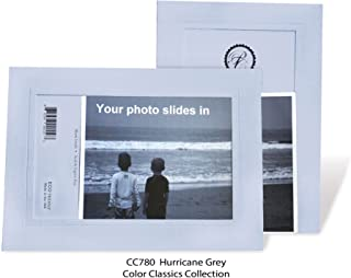 """product image for Photo Note Cards for 4"""" x 6"""" image 10 Pack with Envelopes ColorClassics (Hurricane Gray)"""