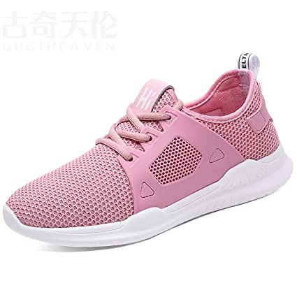 2e2ca660bf32 Amazon.com: GTVERNH Women's Shoes/Sports Shoes Leisure Running Shoes ...