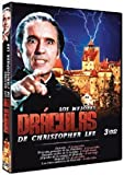 Dracula (aka Horror of Dracula, 1958) / Dracula: Prince of Darkness (1966) / Dracula Has Risen from the Grave (1968) / Taste the Blood of Dracula (1970) / Dracula A.D. 1972 (1972) / The Satanic Rites of Dracula (1973) - Six Christopher Lee Hammer Draculas [Region 2 Import, 3 DVDs]