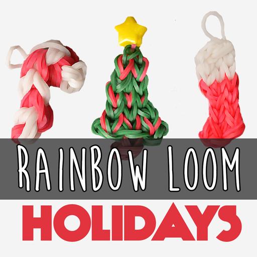 amazoncom rainbow loom video tutorials holiday series