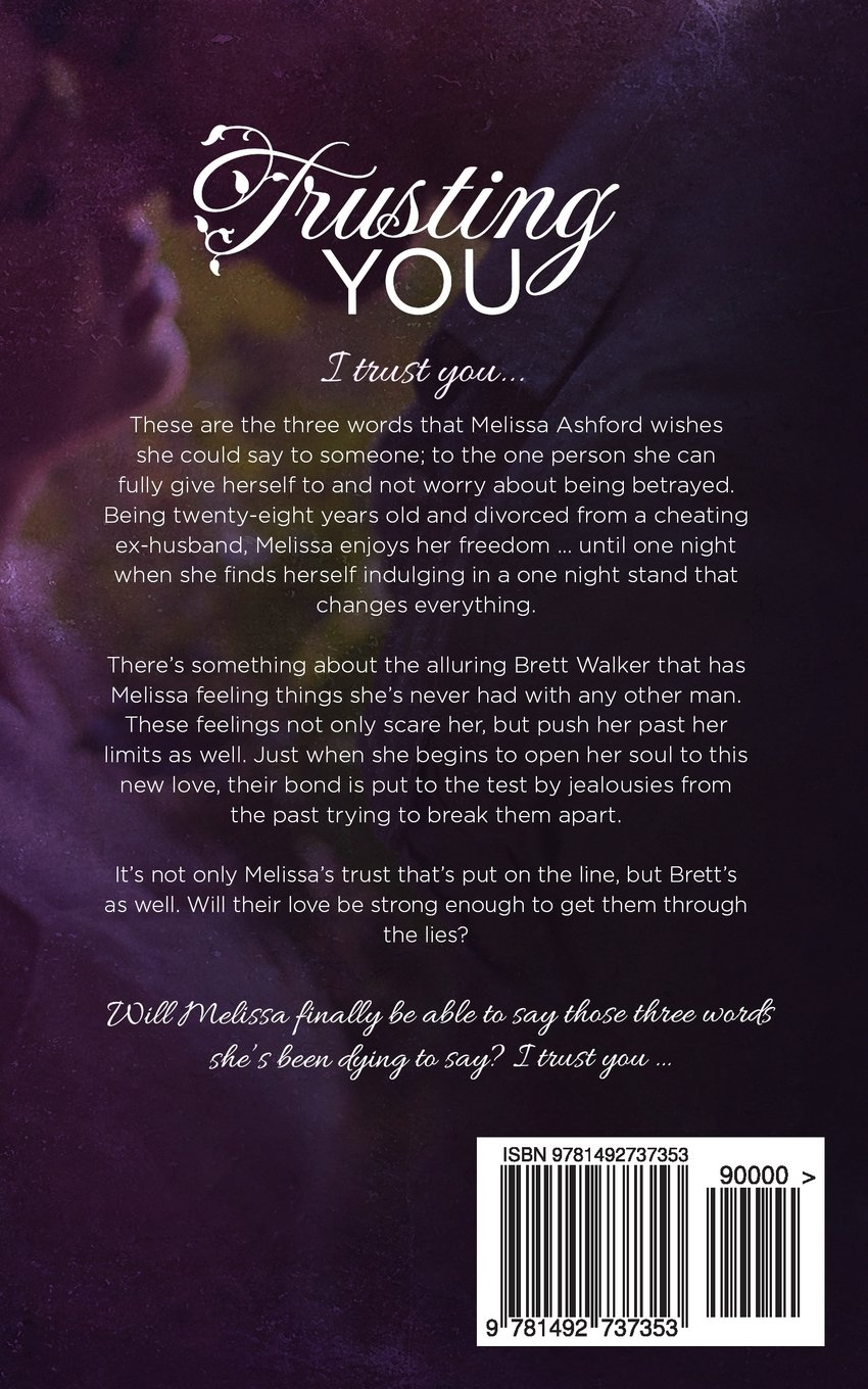Trusting You L P Dover Melissa Ringsted Amazoncommx Libros