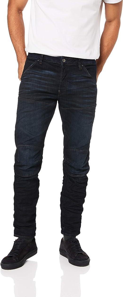 TALLA 27W / 32L. G-STAR RAW 5620 Elwood 3D Slim Jeans para Hombre