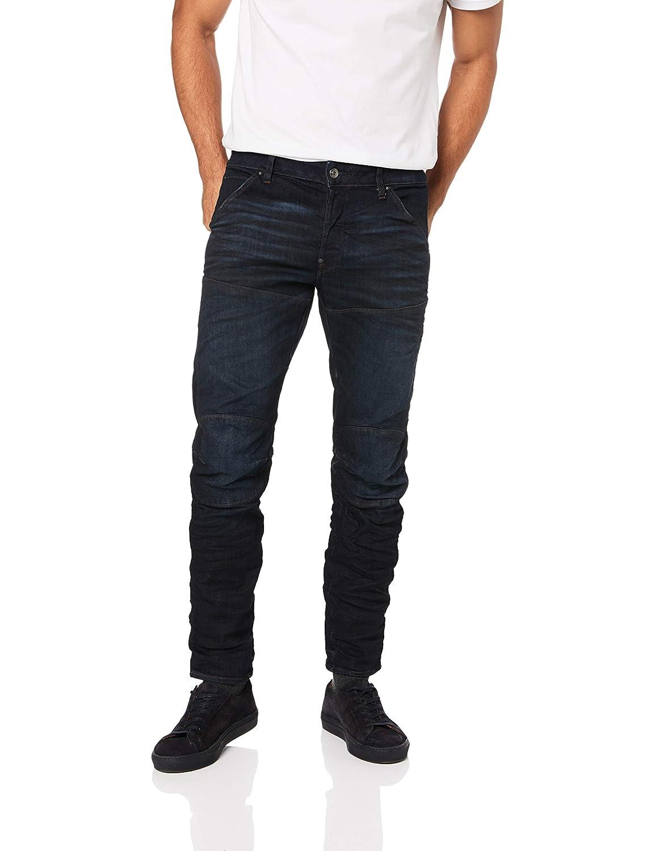TALLA 34W / 30L. G-STAR RAW 5620 Elwood 3D Slim Jeans para Hombre