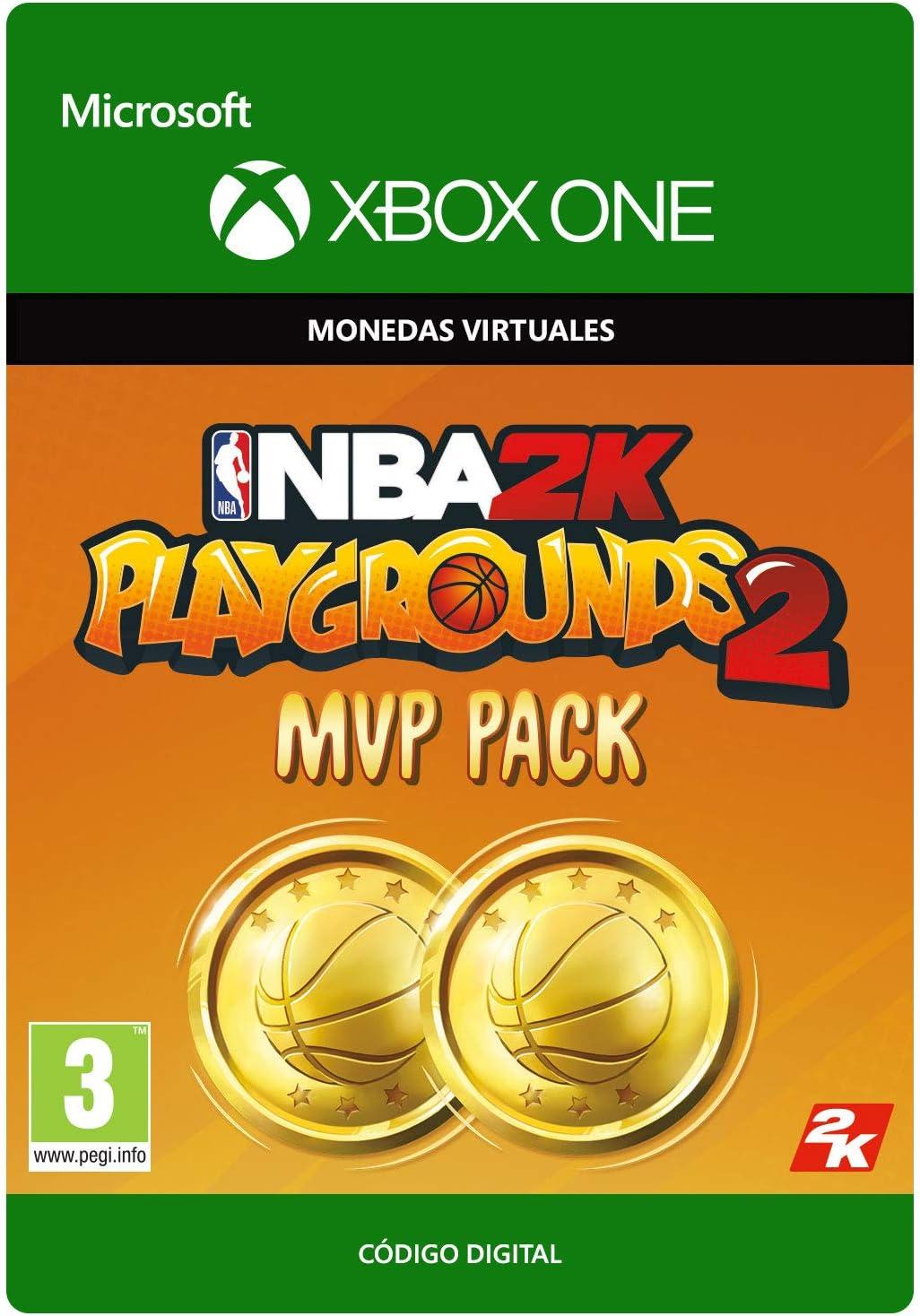 NBA 2K Playgrounds 2 MVP Pack – 7,500 VC   Xbox One - Código de descarga: Amazon.es: Videojuegos