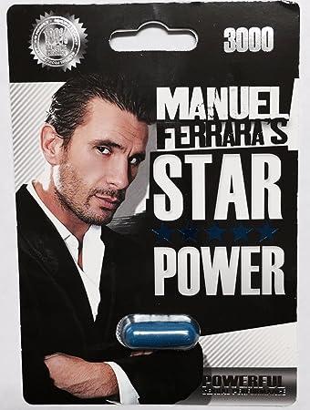 Manuel Ferraras Star Power Sexual Enhancement Male Pills