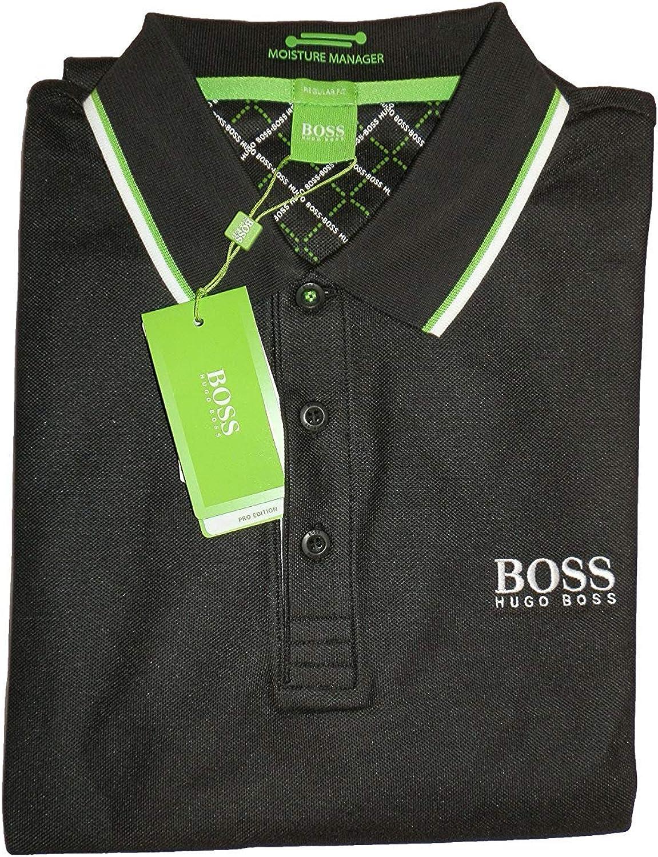 BOSS Green - Polo - Fit Moderno - para Hombre: Amazon.es: Ropa y ...