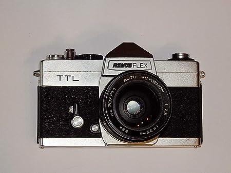 Revue flex TTL - 35 mm - Cámara réflex con objetivo Auto revuenon ...