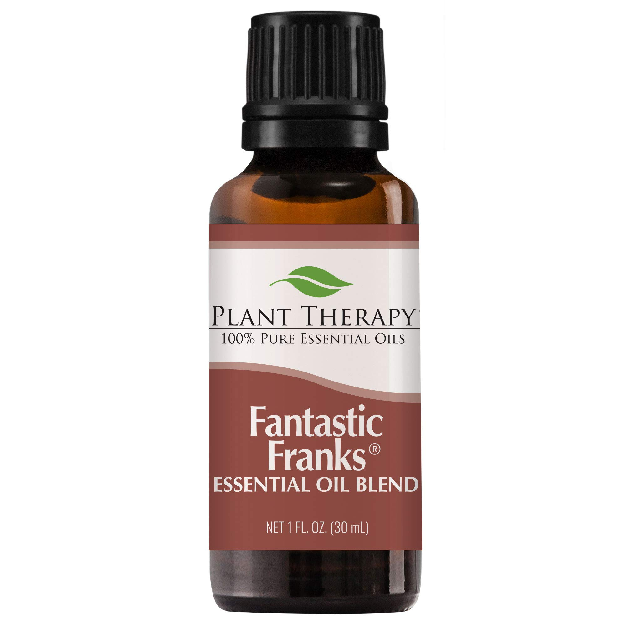 Plant Therapy Fantastic Franks Essential Oil Blend 30 mL (1 oz) 100% Pure, Undiluted, Therapeutic Grade by Plant Therapy