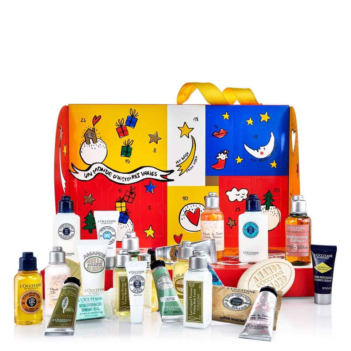 L\\\'Occitane Advent Calendar 2020 Amazon.com: L'Occitane Signature Advent Calendar: Beauty