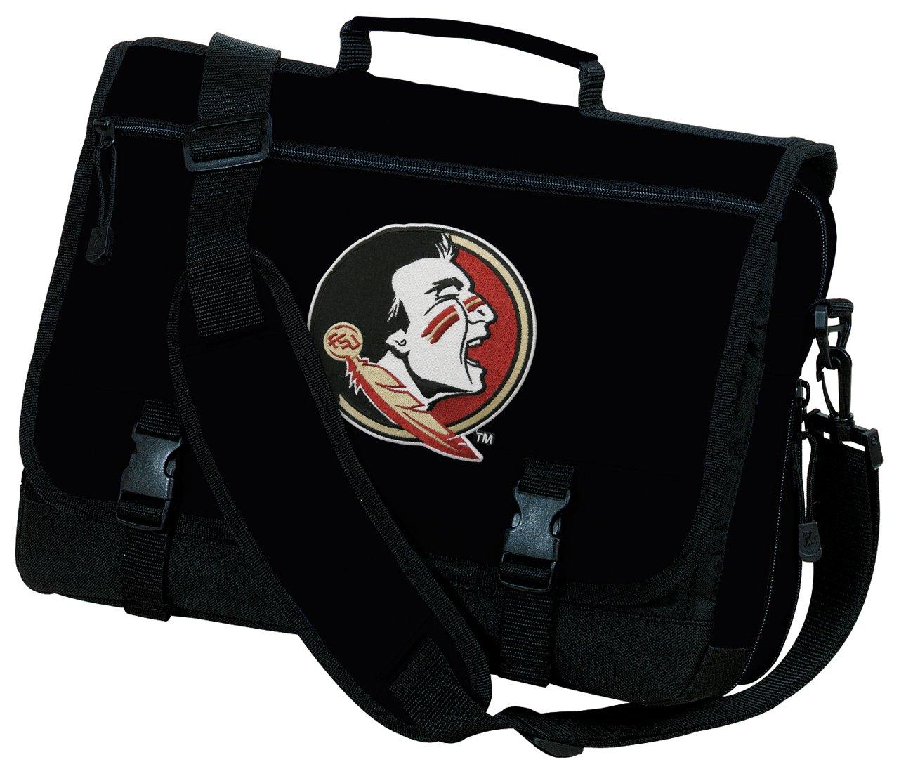 Amazon.com : Florida State University Laptop Bag FSU Computer Bag ...
