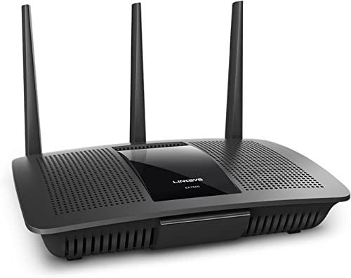 Linksys EA7500 Dual-Band Wi-Fi Router for Home Max-Stream AC1900 MU-Mimo Fast Wireless Router