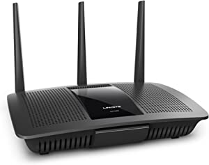 Linksys EA7500 Dual-Band Wi-Fi Router for Home (Max-Stream AC1900 MU-Mimo Fast Wireless Router)