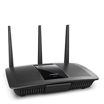 linksys max stream ea7500 ac1900 dual band wireless router black
